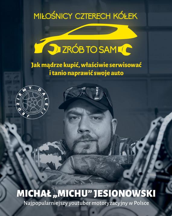 okładka Miłośnicy czterech kółek. Część 2ebook | EPUB, MOBI | Jesionowski Michał