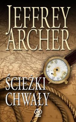 okładka Ścieżki chwały, Ebook   Jeffrey Archer