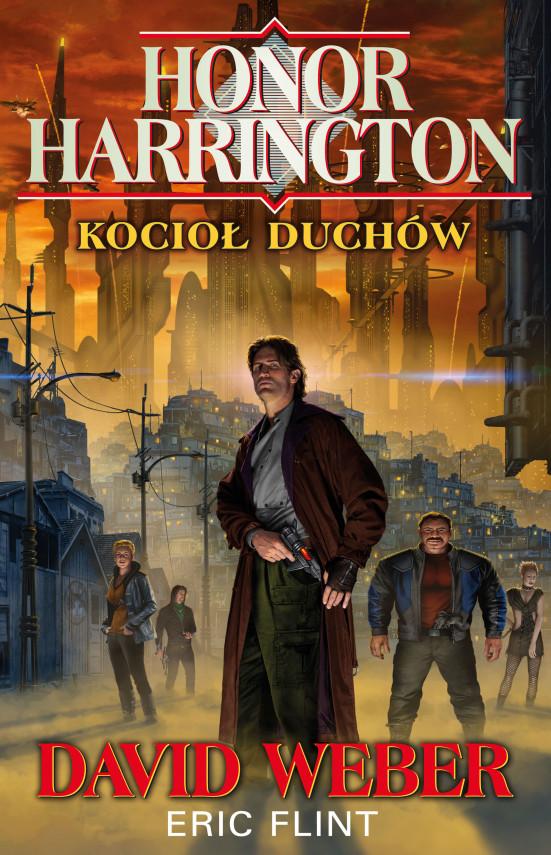 okładka Honor Harrington (#21). Kocioł duchówebook | EPUB, MOBI | David Weber, Radosław Kot, Anna Poniedziałek