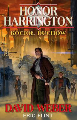 okładka Honor Harrington (#21). Kocioł duchów, Ebook   David Weber