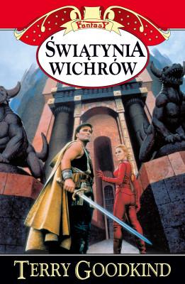 okładka Miecz Prawdy (#4). Świątynia Wichrów, Ebook   Terry Goodkind