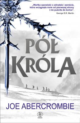 okładka Morze Drzazg (#1). Pół króla, Ebook | Joe Abercrombie