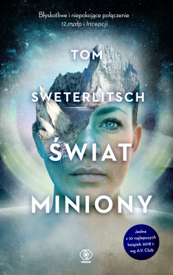 okładka Świat miniony, Ebook | Tom Sweterlitsch