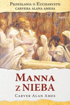 okładka Manna z nieba, Ebook | Carver Alan Ames