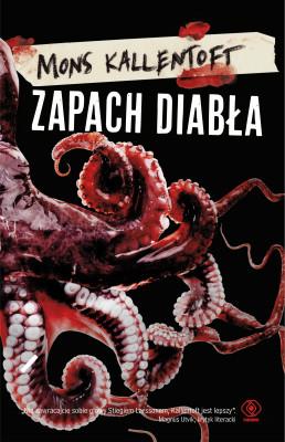 okładka Zapach diabła, Ebook | Mons Kallentoft