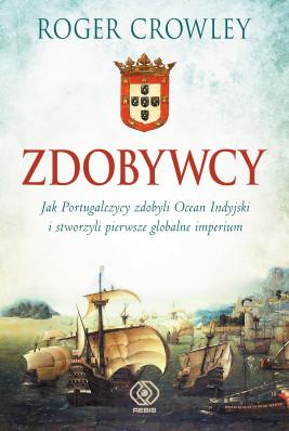 okładka Zdobywcy, Ebook   Roger Crowley