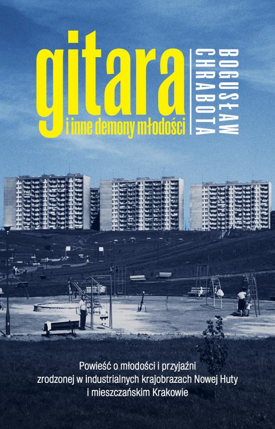 okładka Gitara i inne demony młodościebook | EPUB, MOBI | Bogusław Chrabota