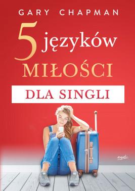 okładka 5 języków miłości dla singli, Ebook | Gary Chapman