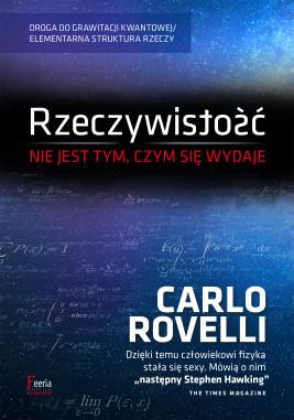 okładka Rzeczywistość nie jest tym, czym się wydaje, Ebook | Carlo Rovelli