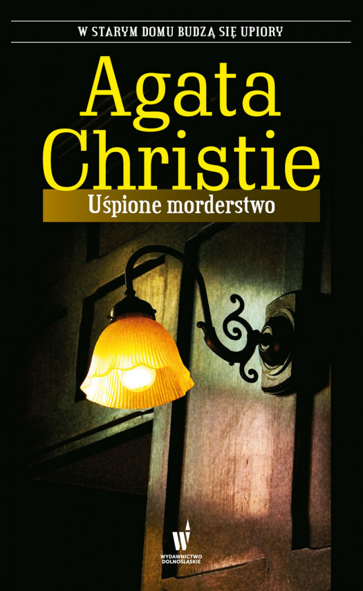 okładka Uśpione morderstwoebook | EPUB, MOBI | Agata Christie