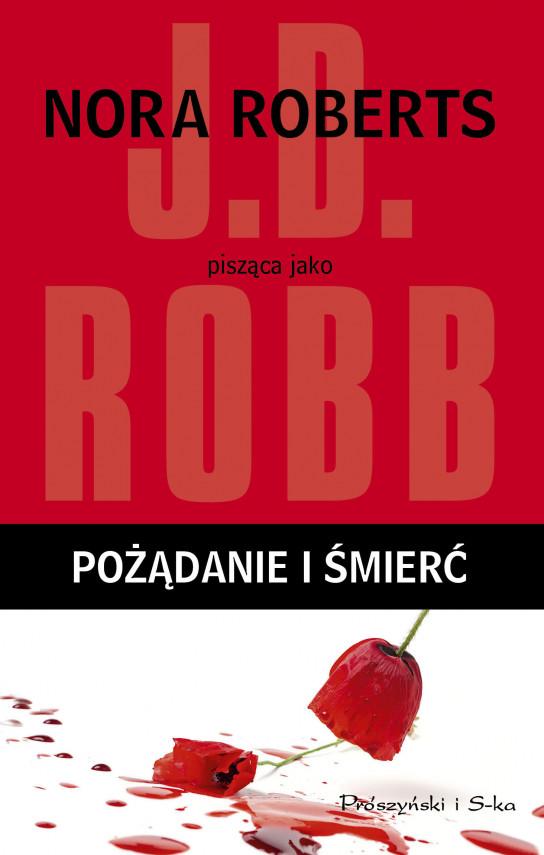 okładka Pożądanie i śmierćebook   EPUB, MOBI   J.D Robb