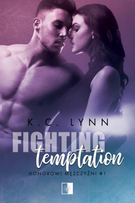 okładka Fighting Temptation, Ebook | K.C. Lynn