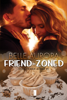 okładka Friend-Zoned, Ebook | Belle Aurora