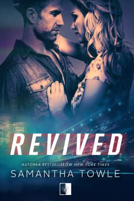 okładka Revived, Ebook | Samantha Towle