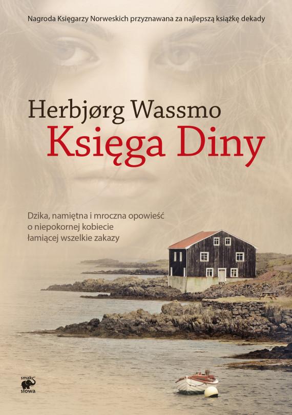 okładka Trylogia Diny (Tom 1). Księga Dinyebook   EPUB, MOBI   Herbjørg Wassmo, Ewa Partyga