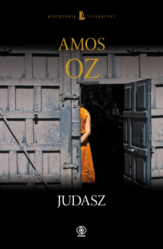 okładka Judaszebook | EPUB, MOBI | Amos Oz, Leszek Kwiatkowski, Agnieszka Horzowska
