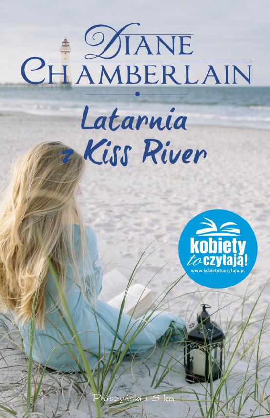 okładka Latarnia z Kiss Riverebook | EPUB, MOBI | Diane Chamberlain