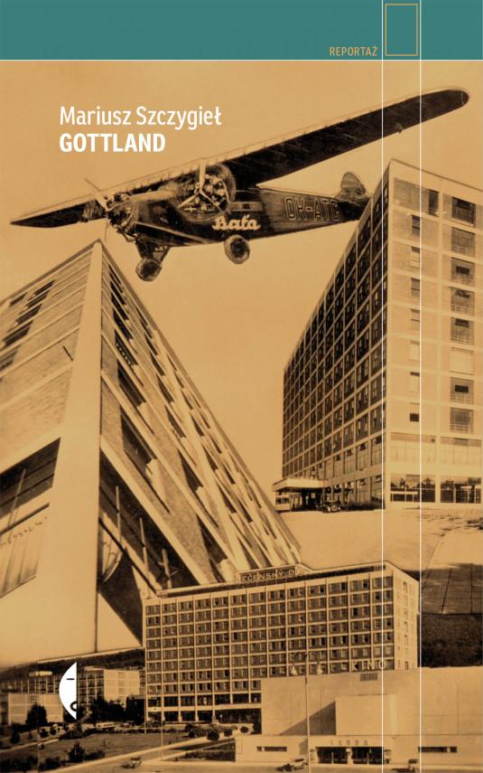 okładka Gottlandebook | EPUB, MOBI | Mariusz Szczygieł