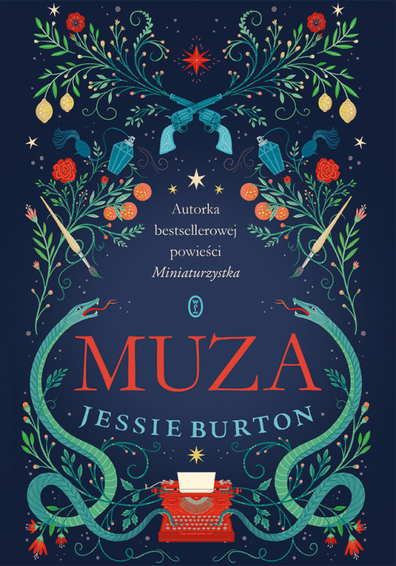 okładka Muzaebook | EPUB, MOBI | Jessie Burton, Agnieszka Kuc