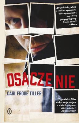 okładka Osaczenie, Ebook | Carl Frode Tiller