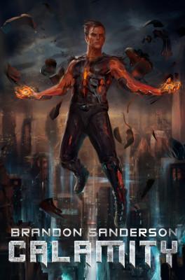 okładka Calamity, Ebook | Brandon Sanderson