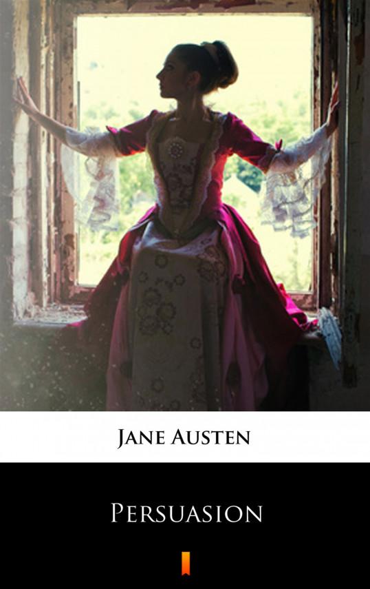 okładka Persuasionebook   EPUB, MOBI   Jane Austen