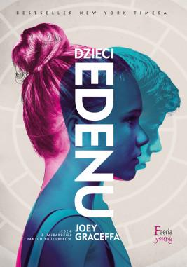 okładka Dzieci Edenu, Ebook | Joey Graceffa