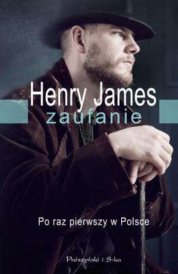 okładka Zaufanie, Ebook   Henry James