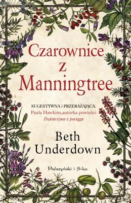 okładka Czarownice z Manningtree, Ebook   Beth Underdown