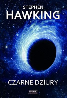 okładka Czarne dziury, Ebook | Stephen Hawking