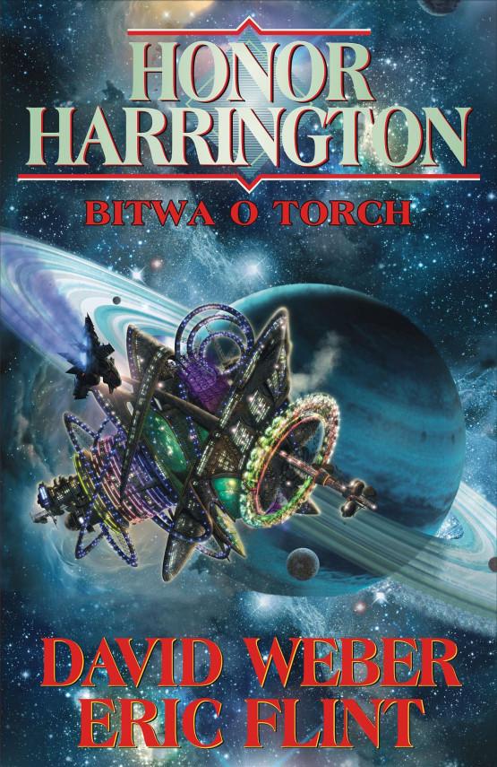 okładka Honor Harrington (#17). Bitwa o Torchebook   EPUB, MOBI   David Weber, Jarosław Kotarski