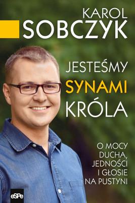okładka Jesteśmy synami Króla, Ebook | Karol Sobczyk