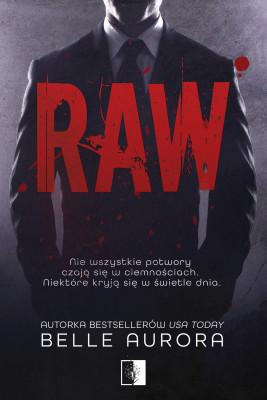 okładka Raw, Ebook | Belle Aurora