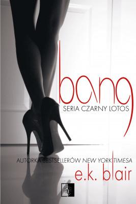 okładka Bang, Ebook | E.K. Blair