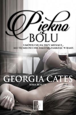 okładka Piękno Bólu, Ebook | Georgia Cates