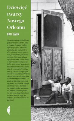 okładka Dziewięć twarzy Nowego Orleanu, Ebook | Dan Baum