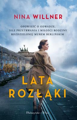 okładka Lata rozłąki, Ebook | Nina Willner
