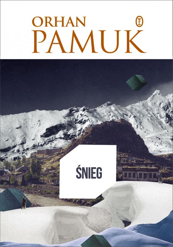 okładka Śniegebook | EPUB, MOBI | Orhan Pamuk, Anna Polat