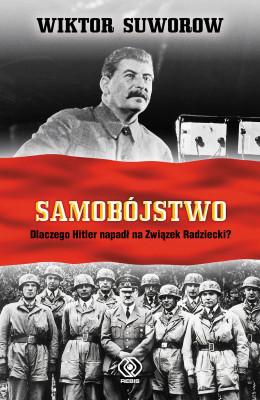 okładka Samobójstwo, Ebook | Wiktor Suworow