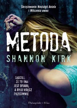 okładka Metoda, Ebook   Kirk Shannon
