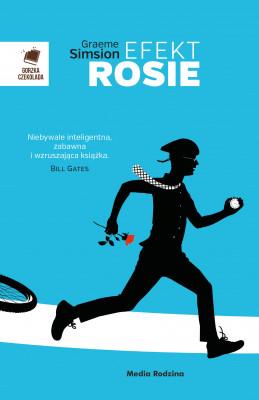 okładka Efekt Rosie, Ebook | Graeme Simsion
