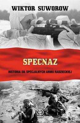 okładka Specnaz, Ebook | Wiktor Suworow