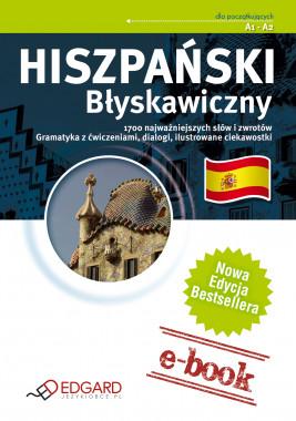 okładka Hiszpański Błyskawiczny, Ebook | autor zbiorowy