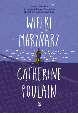 okładka Wielki marynarz, Ebook | Catherine Poulain