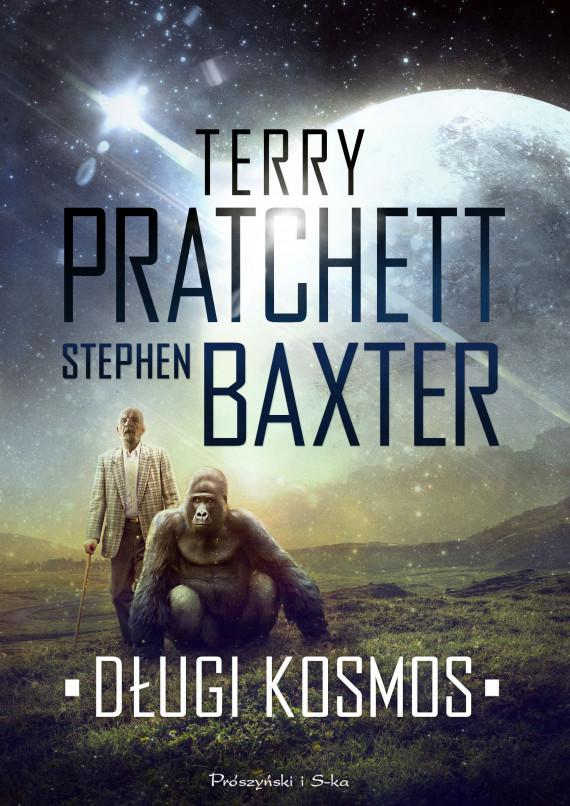 okładka Długi kosmosebook   EPUB, MOBI   Terry Pratchett, Stephen Baxter