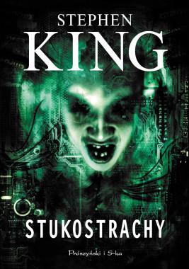 okładka Stukostrachy, Ebook   Stephen King