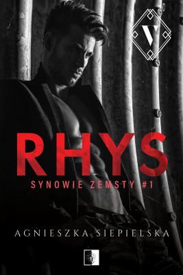 okładka Rhys, Ebook | Agnieszka  Siepielska