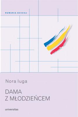 okładka Dama z młodzieńcem, Ebook | Iuga Nora