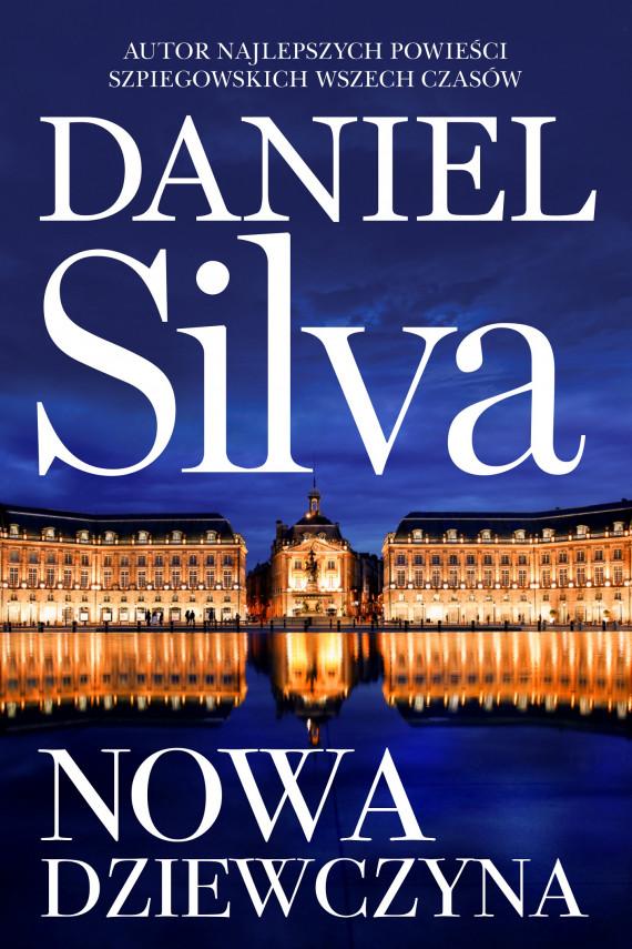 okładka Nowa dziewczynaebook | EPUB, MOBI | Daniel Silva