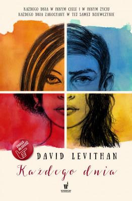 okładka Każdego dnia, Ebook   David Levithan